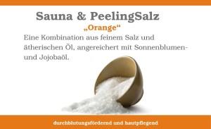 Salz-Peeling