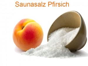 saunasalz Pfirsich